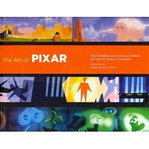 ART of Pixar: 25th Anniv by Amid Amidi