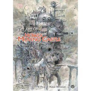 ART The Art of Howl's Moving Castle by Hayao Miyazaki