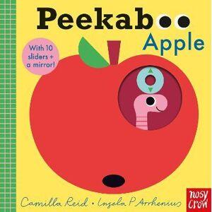 Apple Peekaboo Apple by Camilla Reid