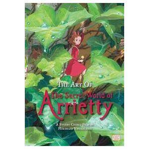 ART The Art of The Secret World of Arrietty (Hardcover)