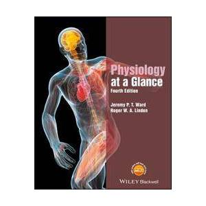 Ward, Jeremy P. T. Physiology at a Glance Nidottu