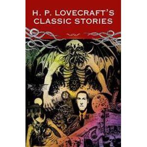 HP H P Lovecraft Classic Stories Nidottu