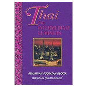 Becker Thai for Intermediate Learners Pokkari