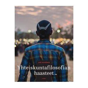 Keinänen, Jari Yhteiskuntafilosofian haasteet FI3(OPS 2016) Nidottu