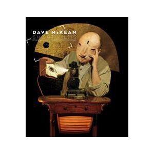 McKean Dave Dave Mckean: Short Films (blu-ray + Book) Sidottu