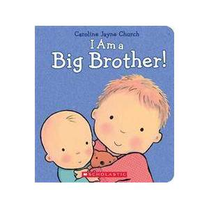 Brother I Am a Big Brother