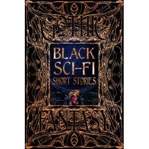 Oh, Temi Black Sci-Fi Short Stories Sidottu