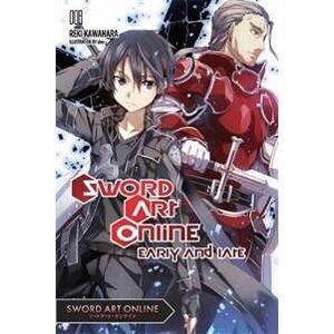 ART Sword Art Online 8 (light novel)