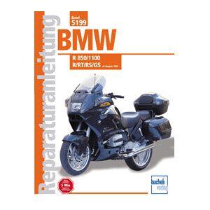 motorbuch Moottoribuch Vol. 5199 Korjausohjeet BMW R 850/1100 R7RT/RS/GS 93-