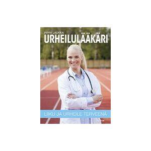Urheilulääkäri Pippa Laukka -kirja