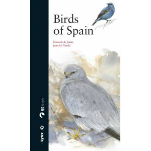 Lynx Edicions Birds of Spain