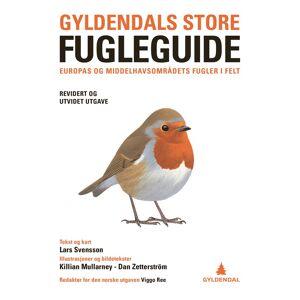 Gyldendals store fugleguide (myk perm) Feltutgave