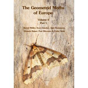Apollo Geometrid Moths of Europe vol. 6, 2 bøker Ennominae II.
