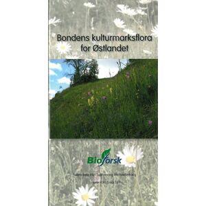 NIBIO Bondens kulturmarksflora for Østlandet