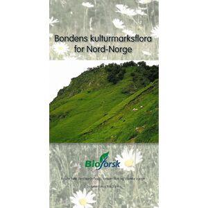 NIBIO Bondens kulturmarksflora for Nord-Norge