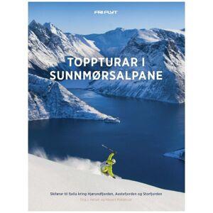 Fri Flyt Toppturar i Sunnmørsalpane guidebok  2018