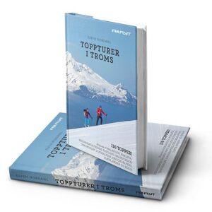 Fri Flyt Toppturer i Troms guidebok  2018