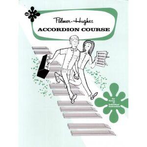 Accordion Course Book 3 by Willard A Palmer