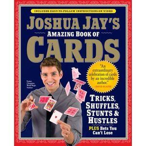 Joshua Jays Amazing Book of Card by Joshua Jay