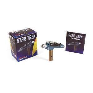 Xerox Star Trek: Light-Up Phaser by Running Press