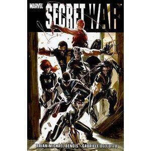 Dell Secret War by Gabriele Dell'otto