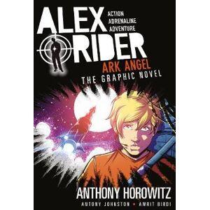 Ark Angel: The Graphic Novel by Anthony Horowitz