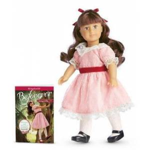 Samantha Mini Doll and Book by American Girl Editors