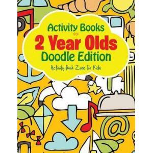 Activity Books For 2 Year Olds Doodle by Activity Book Zone For Kids