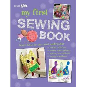 My First Sewing Book by Susan Akass
