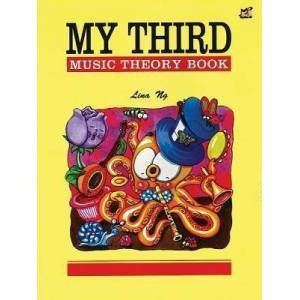 My Third Music Theory Book by Lina Ng