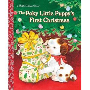 LGB The Poky Little Puppy's First Christmas by Golden Books