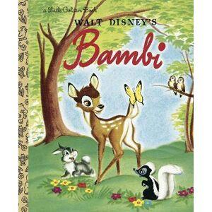 Bambi (Disney Classic) by Golden Books