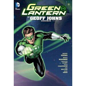 Green Lantern By Geoff Johns Omnibus Vol. 3 by Johns Geoff