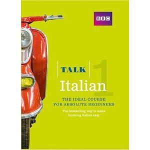 Talk Italian 1 (Book/CD Pack) by Alwena Lamping