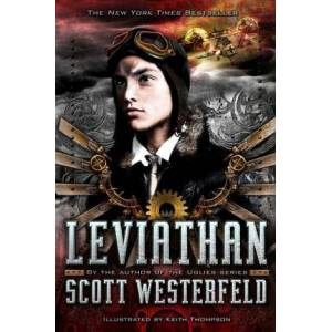 Scott Leviathan by Scott Westerfeld