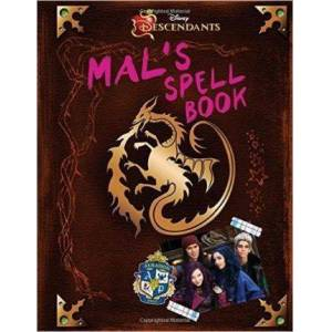 Descendants: Mal's Spell Book by Disney Book Group