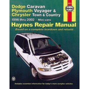 Dodge Caravan, Plymouth Voyager & Chrysler Town & by L.Alan LeDoux