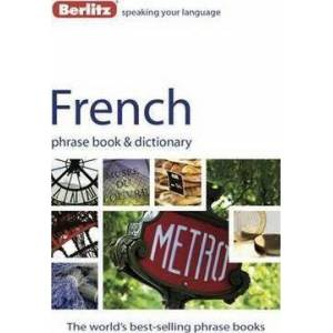 Berlitz: French Phrase Book & Dictionary by APA Publications Limited