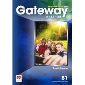 Gateway 2nd edition B1 Student's Book Pack by David Spencer