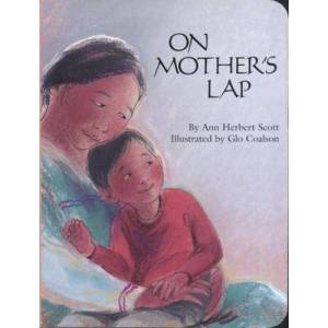 On Mother's Lap by Ann Scott
