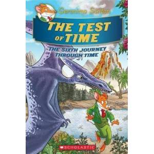 Test of Time #6 by Geronimo Stilton