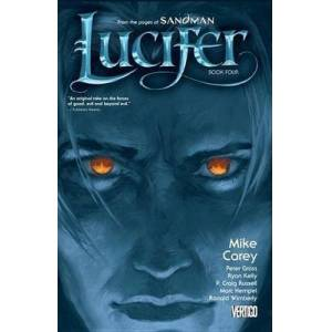 Lucifer Book Four by Mike Carey