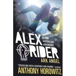 Ark Angel by Anthony Horowitz
