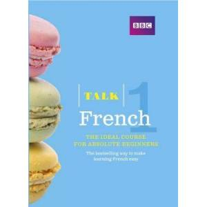 Talk French 1 (Book/CD Pack) by Isabelle Fournier