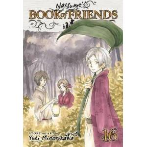 Natsume's Book of Friends, Vol. 16 by Yuki Midorikawa