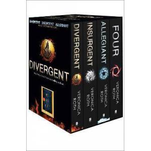 Divergent Series Box Set (books 1-4 plus World of by Veronica Roth