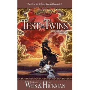 Test Of The Twins by Tracy Hickman