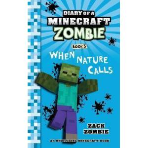 Diary of a Minecraft Zombie: Book 3 by Zack Zombie