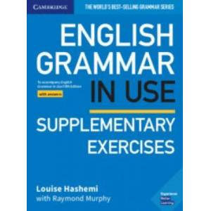 English Grammar in Use Supplementary Exercises Book by Louise Hashemi