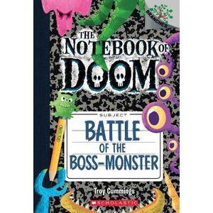 Boss Battle of the Boss-Monster by Troy Cummings